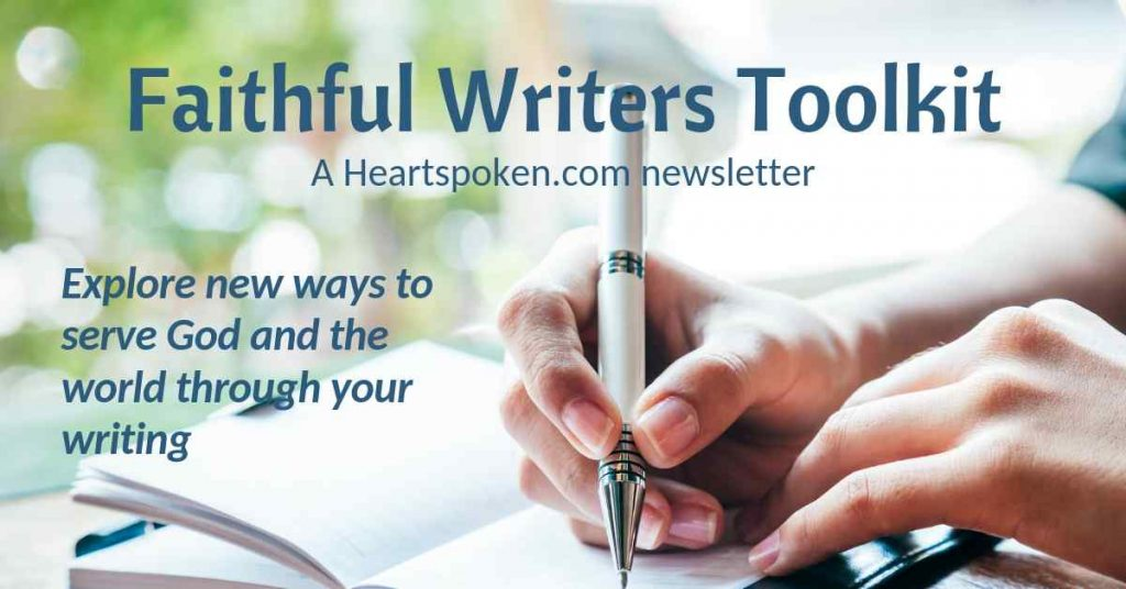 Faithful Writers Toolkit banner 1200x628