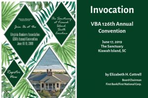 VBA Convention Invocation 2019