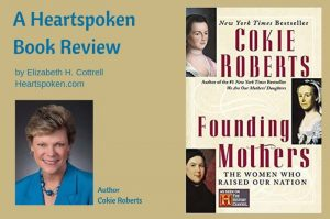 Book Review of Founding Mothers - title and author photo