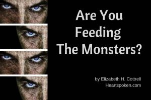 Are You Feeding the Monsters? title graphic