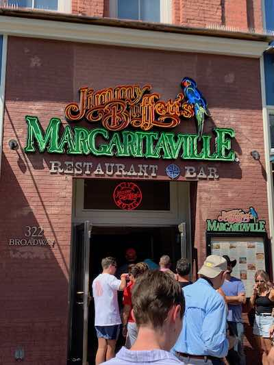 Nashville- Margaritaville