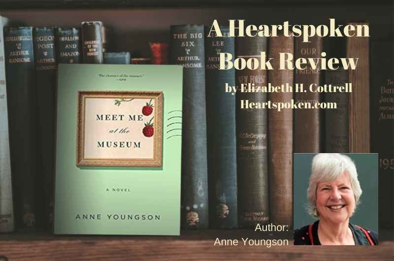 Book Review: Meet Me At The Museum by Anne Youngson