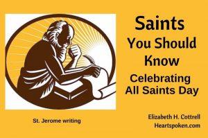 Saints You Should Know: Celebrating All Saints Day