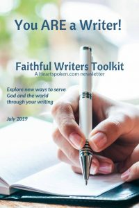 Faithful Writers Toolkit July 2019