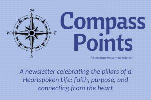 Compass Points newsletter header