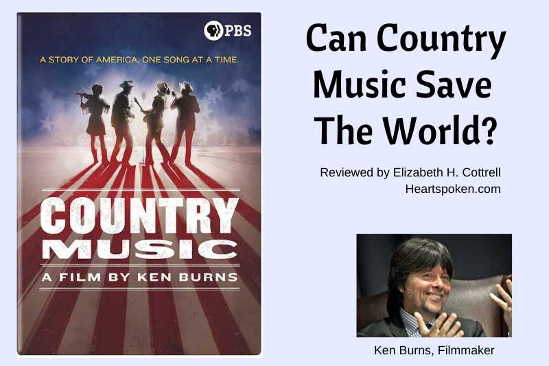 Can Country Music Save The World?