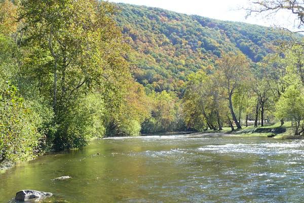 North Fork of the Shenandoah River