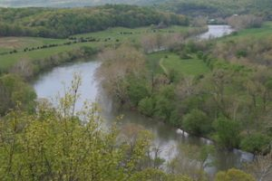 Bends of the North Fork of the Shenandoah River