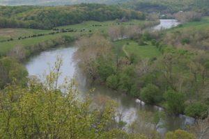 Bends of the North Fork of the Shenandoah River