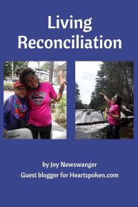 Living Reconciliation: Kathryn and Joy