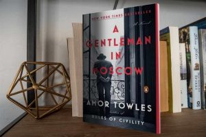 Gentleman in Moscow by Amor Towles Heartspoken Book Review